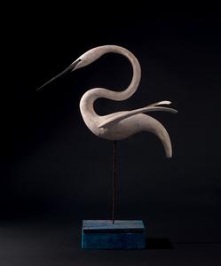 Winged Egret