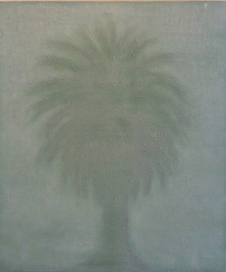 Harbour Palm - Blue Green