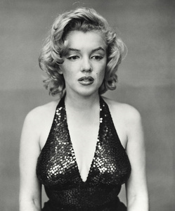 Marilyn Monroe, actress, New York City