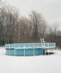 Winter Pool