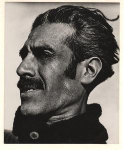 Portrait Of Manuel Hernandez Galvan