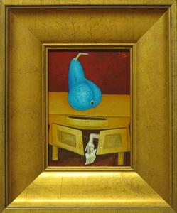 The Blue Pear