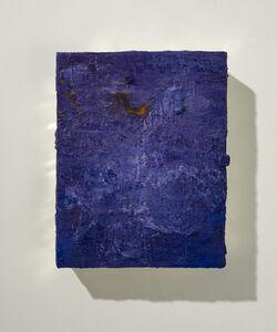Kōan Box Ultramarine Violet / Blue-Violet / Ochre