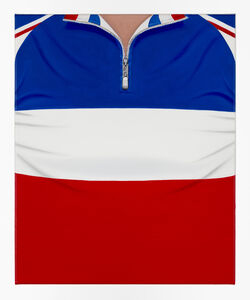 Jersey (Red, White and Blue)