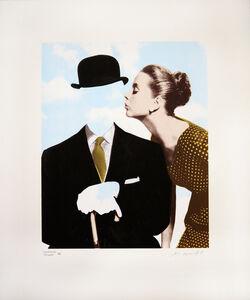 Kissing Magritte II
