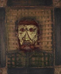 Self-Portrait with Petate