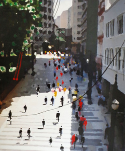 São Paulo passantes