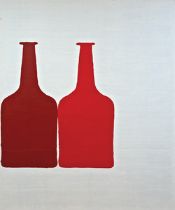 Side by Side (Red)
