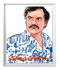 Tomorrow I'll be famous - Escobar