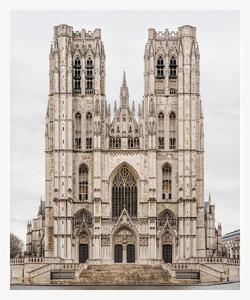 Bruxelles, Sint-Michiels en Sint-Goedelekathedraal