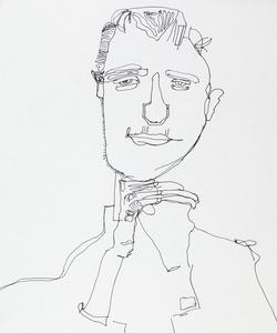 After Egon Schiele, I