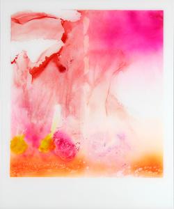 "Polaroid ""Pink Cloud"""
