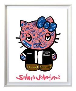 Tomorrow I'll be famous - Hello Kitty