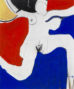 Untitled (Dancing woman)