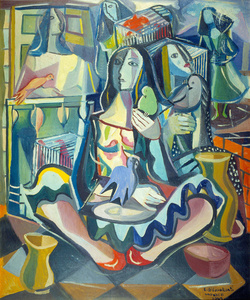 Retrato de María Asúnsolo
