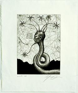 Snake Head No. 3