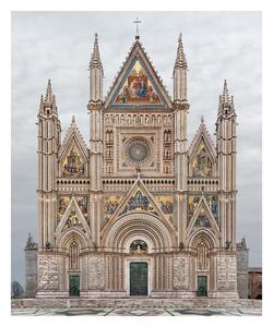 Orvieto, Duomo di Santa Maria Assunta, From the series Facades