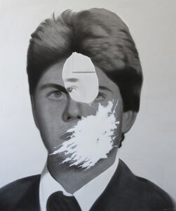 M.Ali , Sungar ('Özneler' serisinden / From the 'Subjects' series)