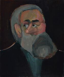Portrait of Mr. En 老恩的肖像