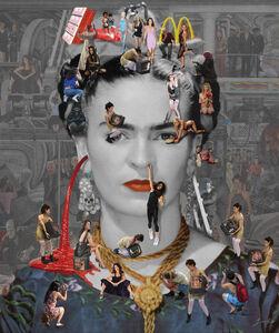Self Portrait: Frida Khalo