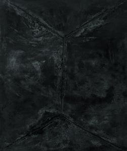 Relleu negre per a Documenta (Black Relief for the Documenta)