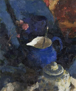 Still Life with Pitcher II
