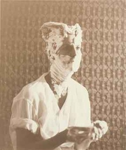 Duchamp Man Ray Portrait
