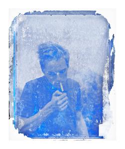 Henri Hopper from Black Mirrors series