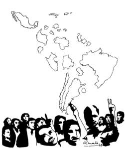 Serie: Geo-historiografía. América fragmentada