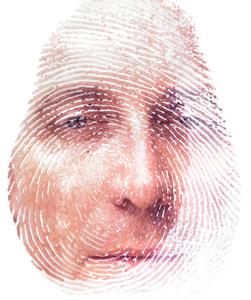 Portrait II, Hubertus