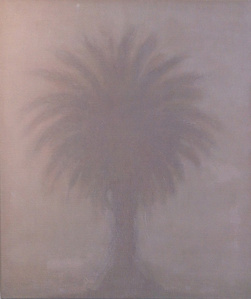 Harbour Palm - Pink White