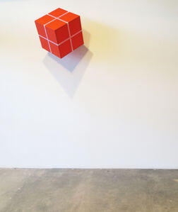 Cube Suspended From a Point