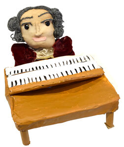 Mozart and His Harpsichord