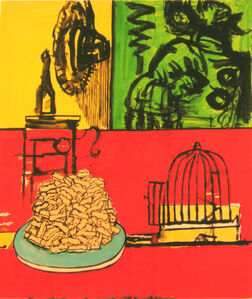 Still Life with French Fries