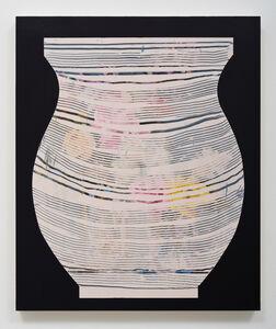 Untitled Vase (Lattice)