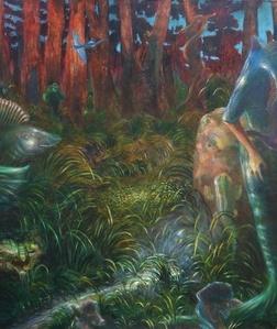 Pesci fuor d'aqua (sono evoluzionista)