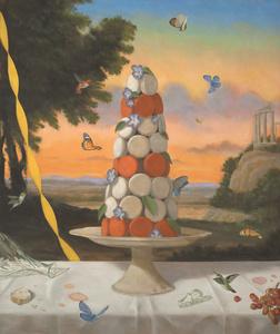 Last Macaron Tower