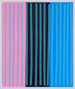 Simple Line Sets - Pink, Black, and Blue