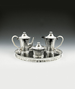 Four-Piece Coffee Set