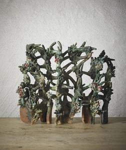 Skulptur Abstrakt