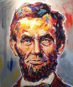 Presidential Portrait: Lincoln