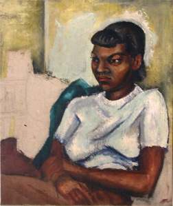 Untitled (Portrait of Girl)
