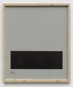 Loop Holes (Ioan Ursot, September 5. 1989, Hall anstalten, Sweden, hole measures 17 x 29 cm)
