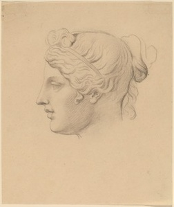 Classical Head in Profile