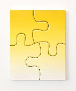 Untitled (yellow gradation)