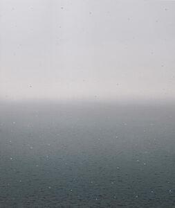La neige et la mer