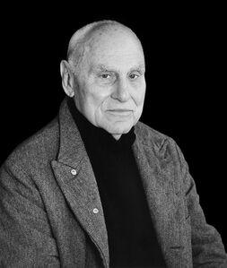 Richard Serra, New York City, 10 January 2014