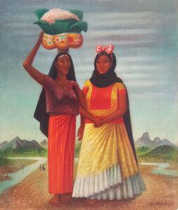 Mujeres de Tehuantepec