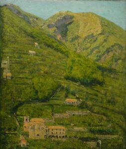 Italian Hillside