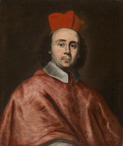 Portrait of Cardinal Fabrizio Spada